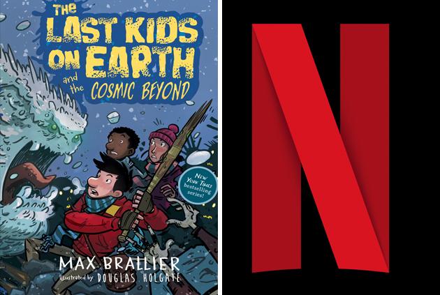 纽约时报畅销图像小说《地球上最后一群孩子》改编动画