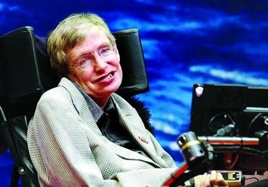 纪念伟大的科学家霍金 - 幽静小路 - 幽静小路 的博客