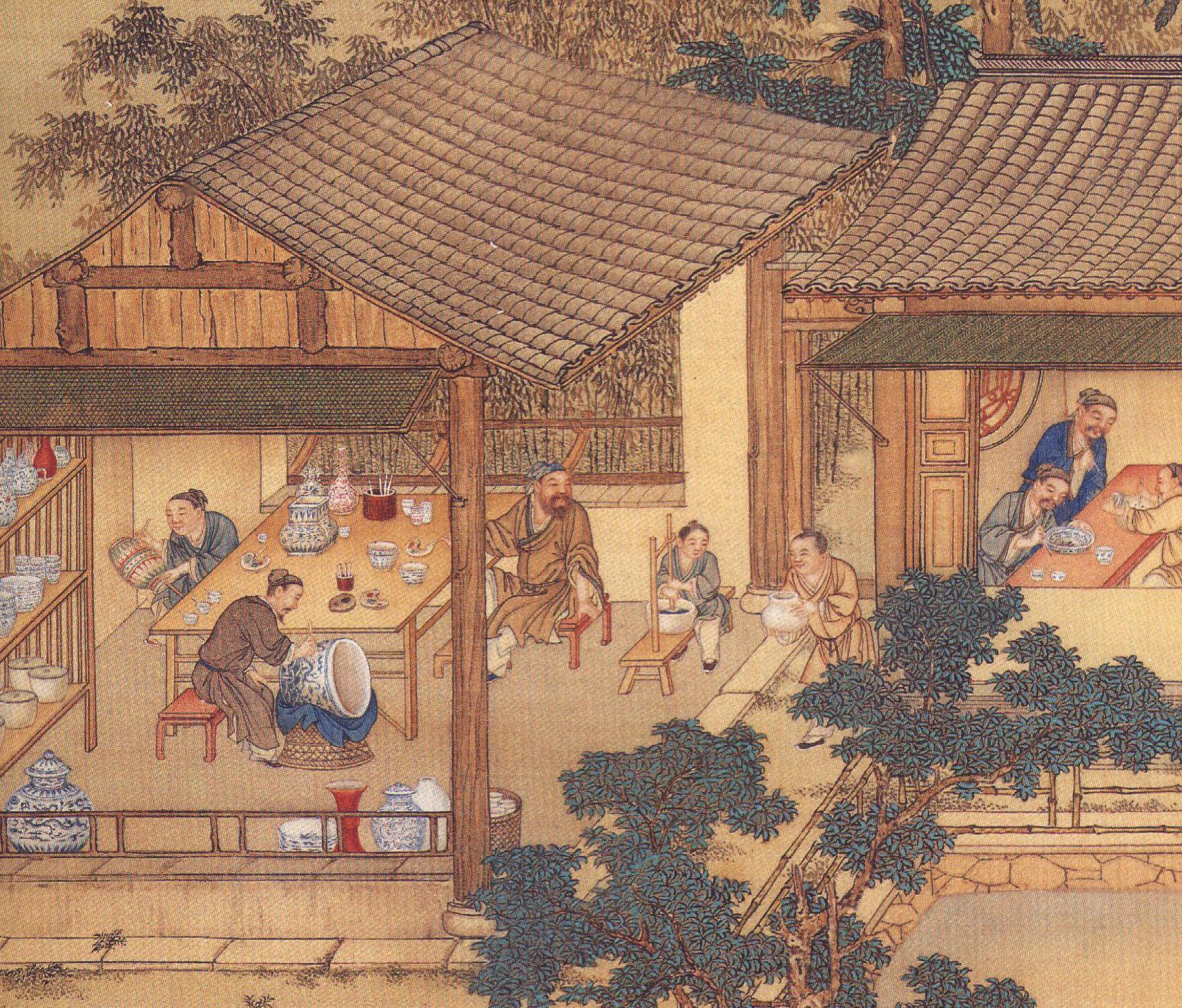 文化·大家 江子:青花帝国