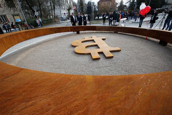 全球首例!这个国家为比特币建了一座纪念碑(图)