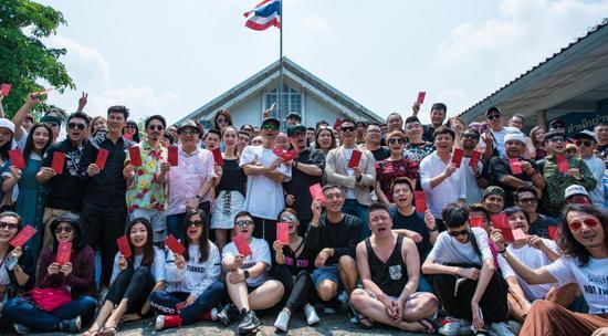 电影《孤战》泰国开机 兄弟聚首再现经典