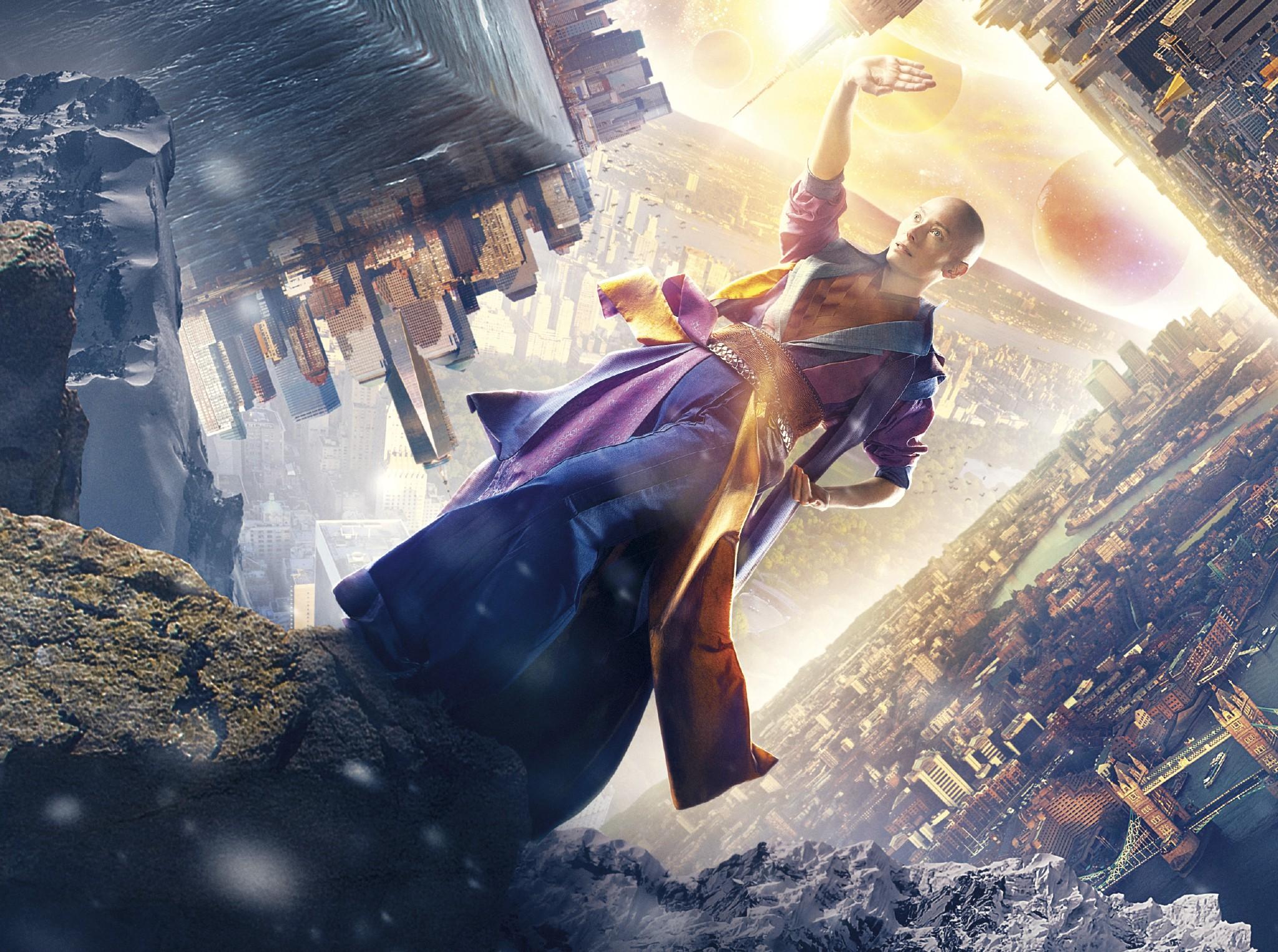 漫威的女超级英雄,除了寡姐,还有5位奥斯卡影后撑起了半边天