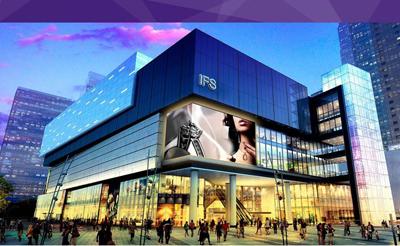 长沙IFS推动华中商业格局全面升级