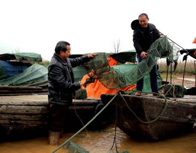 鄱阳湖开始春季禁渔 为期3个月