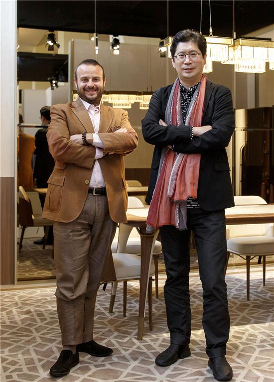J&A杰恩设计再度携手TURRI登陆米兰国际家具展