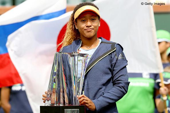 印第赛大阪直美横扫首夺皇冠赛冠军 成亚洲新一姐