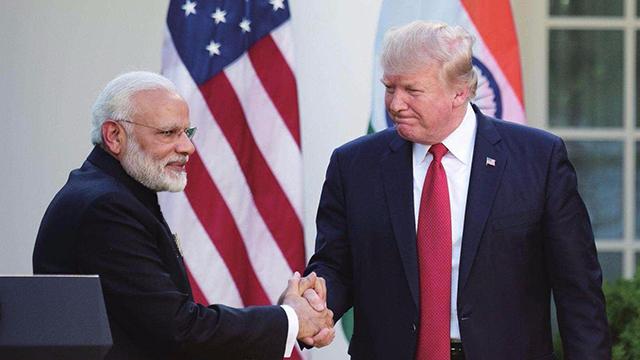 印度突然和中国签下24亿大单!特朗普惊慌:贸易战让中印抱团了?