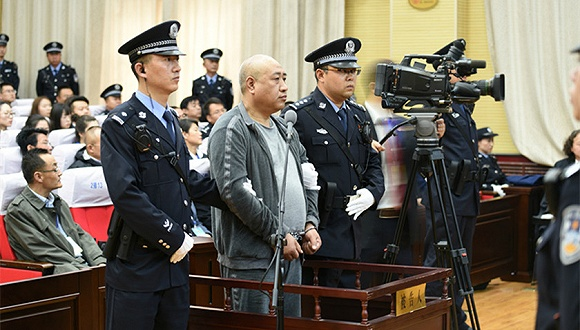 白银案凶手高承勇确定不上诉 律师:他想捐赠遗体