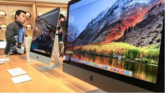 美银美林:Mac使用自家芯片 苹果每年可节省5亿美元