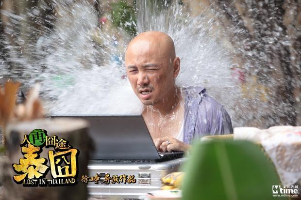 徐峥《泰囧》侵权案被判赔款500万 曾狂揽12.67亿票房
