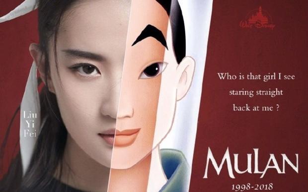 甄子丹加盟真人版《花木兰》!将饰演刘亦菲导师