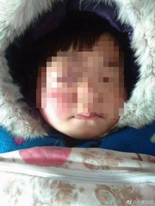 Image result for 河南夫妻疑利用3岁女儿诈捐并致其死亡警方:正在调查- 封面新闻
