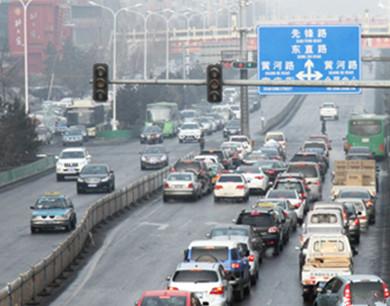 还城市有秩序的交通