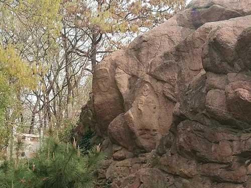 孔望山摩崖造像