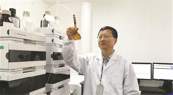 赵洪:力推台州生物医药迈向中高端