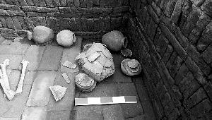北京考古新发现 汉代窑址