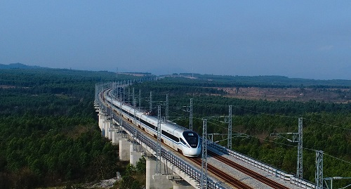 中日联合研制世界最快悬浮列车:时速达500公里