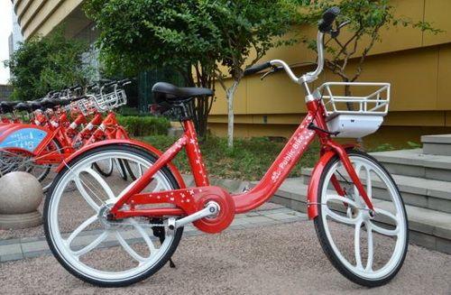 """杭州试点公共自行车""""无桩停放"""" 进入移动互联时代"""