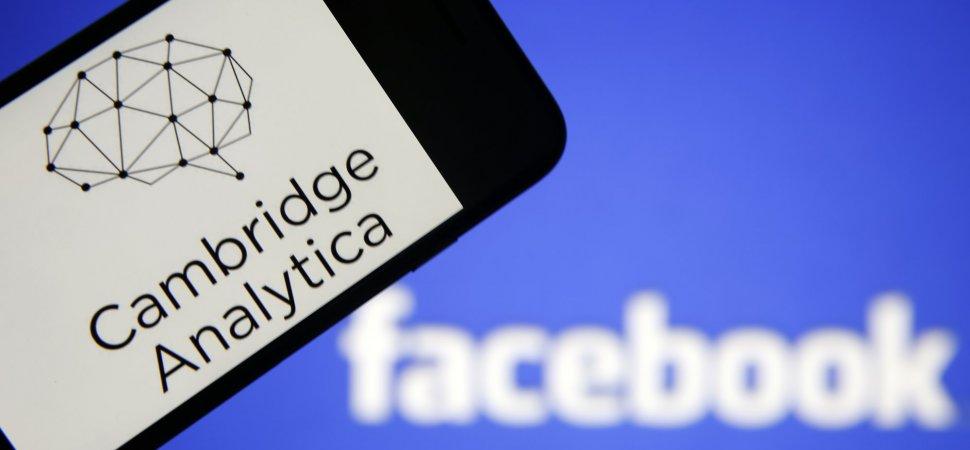 """""""臭名远扬"""" Facebook数据泄露门主角剑桥分析倒闭"""