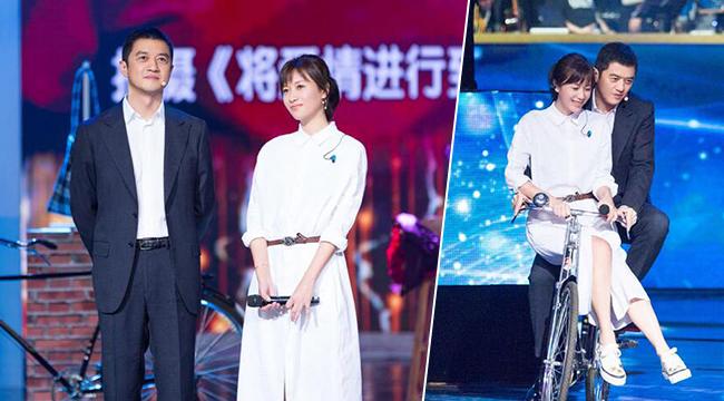 徐静蕾李亚鹏二十年后再同台 重现《将爱》经典桥段