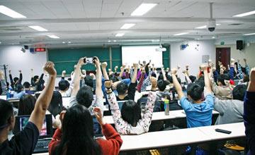 """""""北大开设的游戏课能帮助学生游戏通关?"""