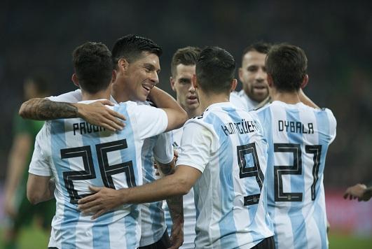 携手传奇 德尔未来科技成阿根廷国家队首个中国官方赞助商