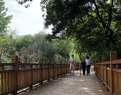 赣州飞龙岛公园:立夏时节休闲娱乐好去处
