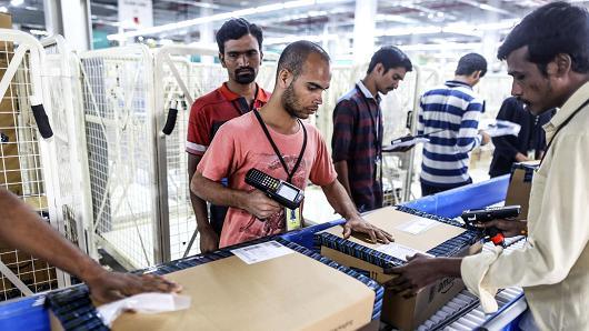 花旗:亚马逊印度业务达160亿美元 超梅西百货市值