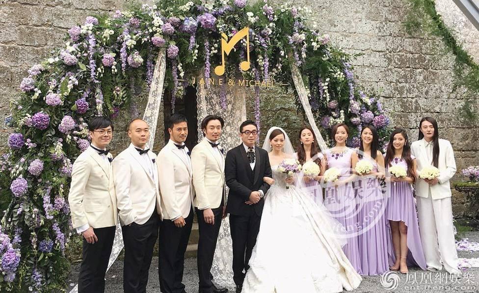 张靓颖疑似新恋情曝光,男友曾是她和冯珂的婚礼伴郎