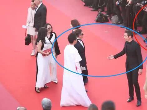 李玉刚方回应戛纳蹭红毯质疑:名正言顺推广中国文化