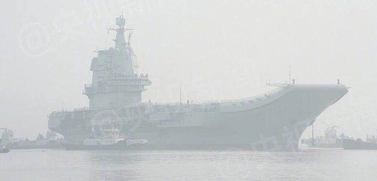 独家 中国效率领先世界:同时造2艘航母+1艘大平顶