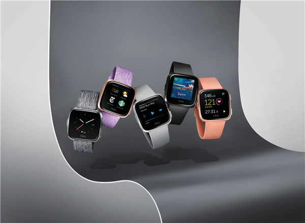 改变 今非昔比 Fitbit全新智能手表Versa正式登陆中国