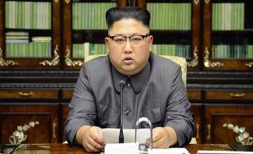 """朝鲜回应美国取消""""金特会"""""""