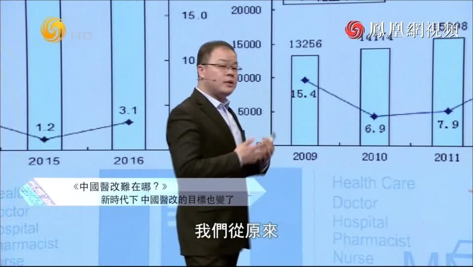中国医改难在哪?