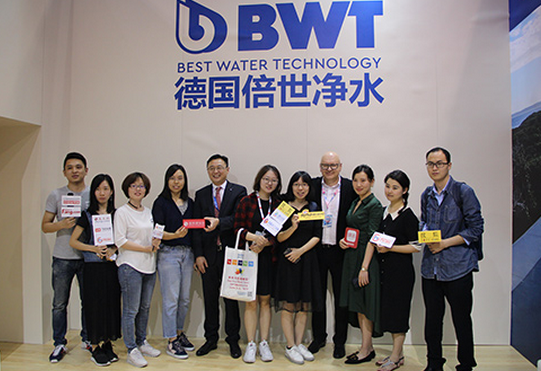 BWT以技术和服务为客户量身定制经济环保净水方案