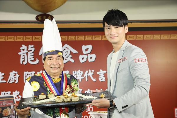 男星省钱一天吃7个水饺 186公分瘦成65公斤纸片人