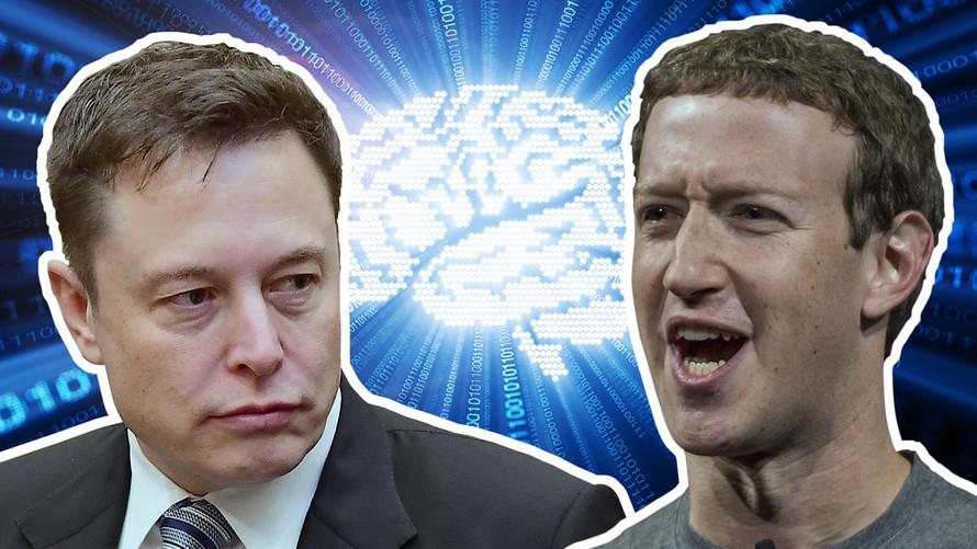 扎克伯格曾设家宴款待马斯克希望说服他改变对AI看法