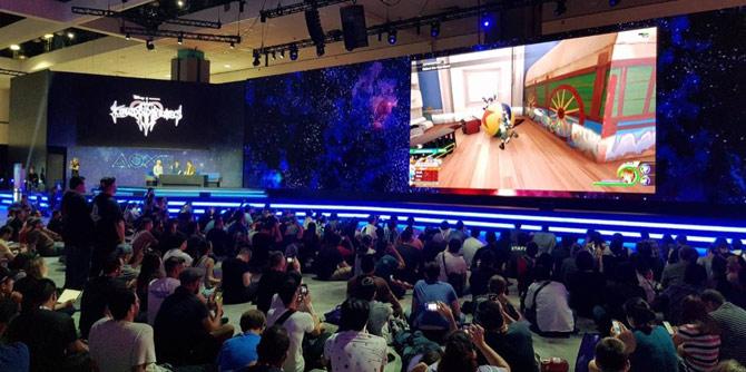 没有Showgirl的E3展 才是游戏玩家的天堂