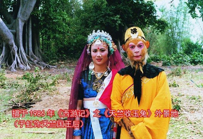 结婚30周年!六小龄童纪念日表白妻子大秀恩爱情意浓