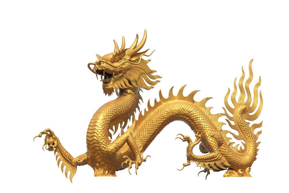 """十二生肖中的""""龙"""",真实存在吗,毕竟其它动物都是真实"""
