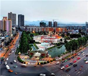 秀山加快推进海绵城市建设 打造人水和谐新景