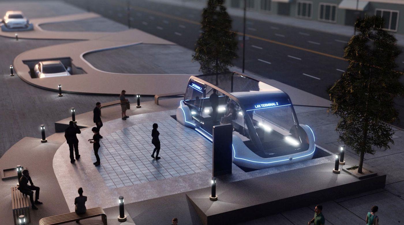 分析师:马斯克隧道挖掘公司估值有望达160亿美元