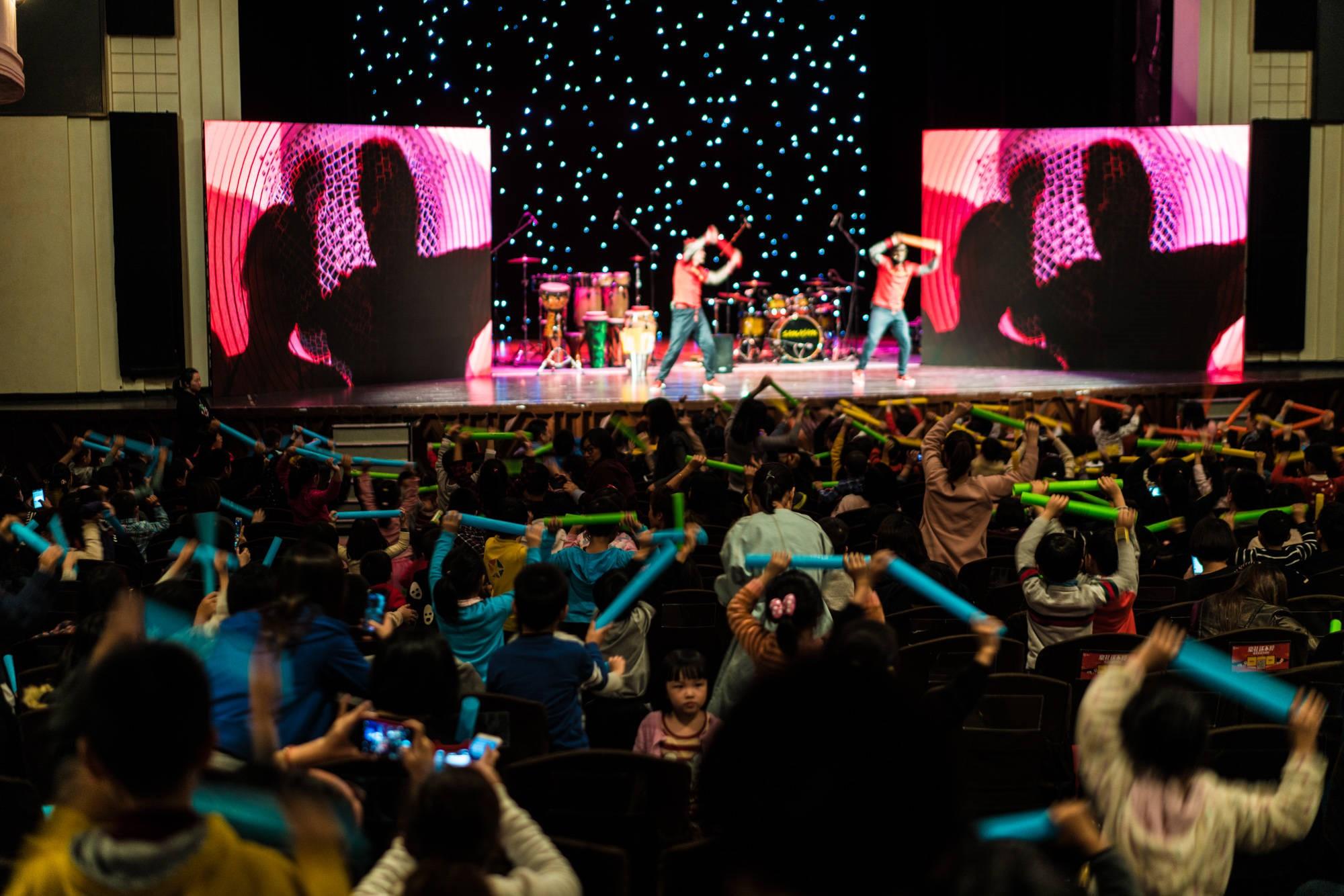 加拿大互动亲子剧《你是演奏家》将在京举办公益专场演出