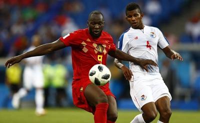 世界杯凤凰直击——卢卡库双响 比利时3-0巴拿马