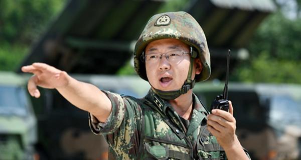 """火箭军""""巡航导弹第一旅  发射营长创新战法训法"""