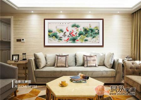 客厅装饰画有什么讲究 名家分析