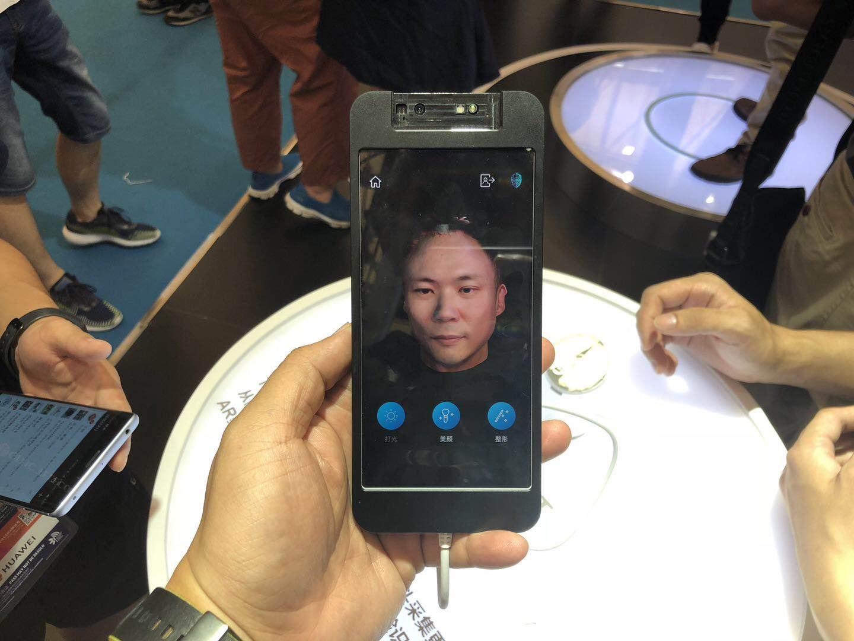 前线   vivo发布TOF 3D超感应技术:支持微信人脸支付,年底前商用
