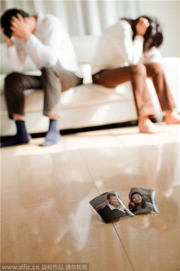 专家:这五种婚姻注定要离婚