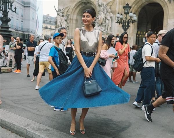 法国女人的夏天是这样穿的!
