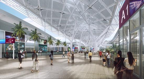 全球最大国际会展中心设计总承包阶段小结,工程进入新阶段